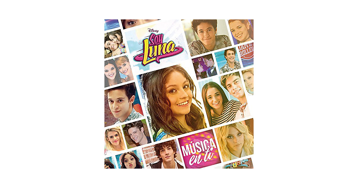CD Elenco De Soy Luna-Soy Luna: Musica En Ti