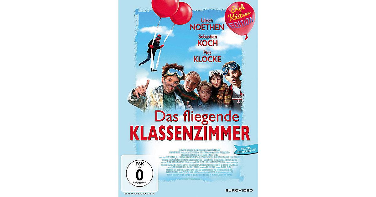 DVD Das Fliegende Klassenzimmer remastered