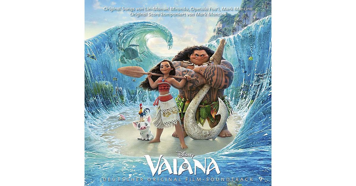 CD Vaiana - Original Soundtrack (Deutsche Version)
