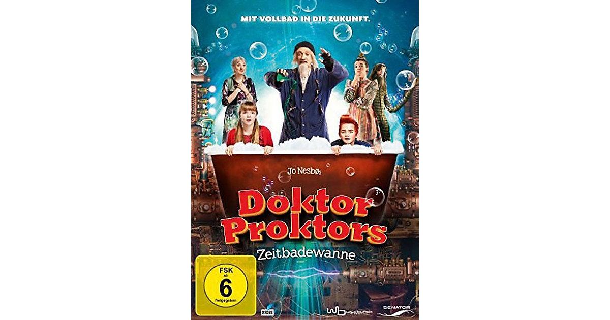 DVD Doktor Proktors Zeitbadewanne