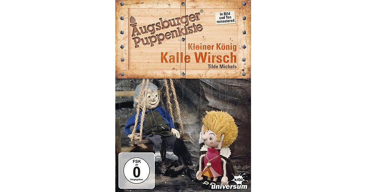 DVD Augsburger Puppenkiste - Kleiner König Kall...