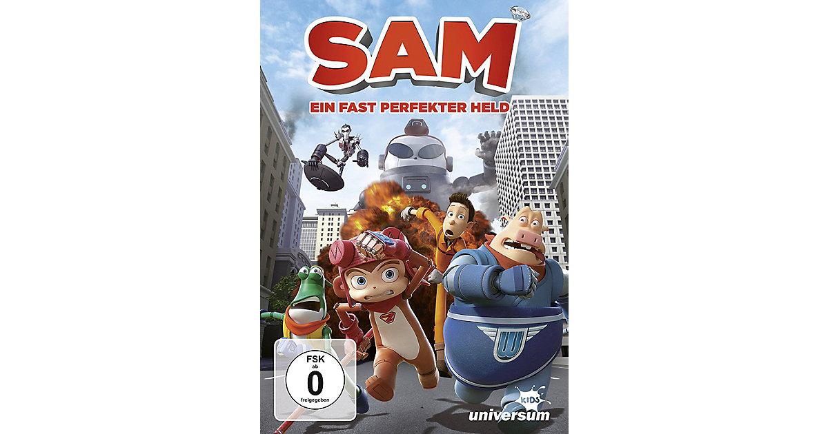 DVD Sam - Ein fast perfekter Held