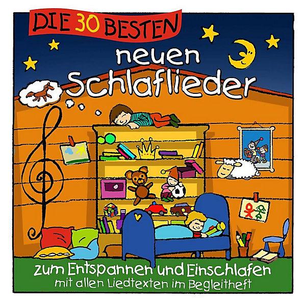 Cd Die 30 Besten Neuen Schlaflieder Für Kinder Universal Mytoys