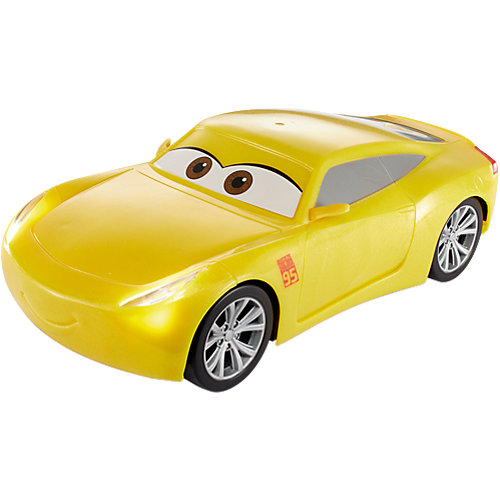 Mattel Disney Cars 3 Sprechende Rennheldin Cruz Ramirez