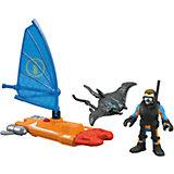 "Базовой набор ""Океан"", Imaginext, Fisher Price"