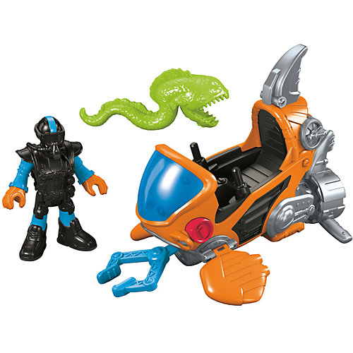 "Базовой набор ""Океан"", Imaginext, Fisher Price от Mattel"