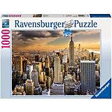 Пазл Ravensburger Большой Нью-Йорк, 1000 элементов