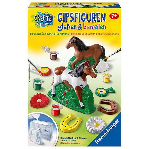 Gut gemocht Gipsfigur Pferd, Ravensburger | myToys EZ55