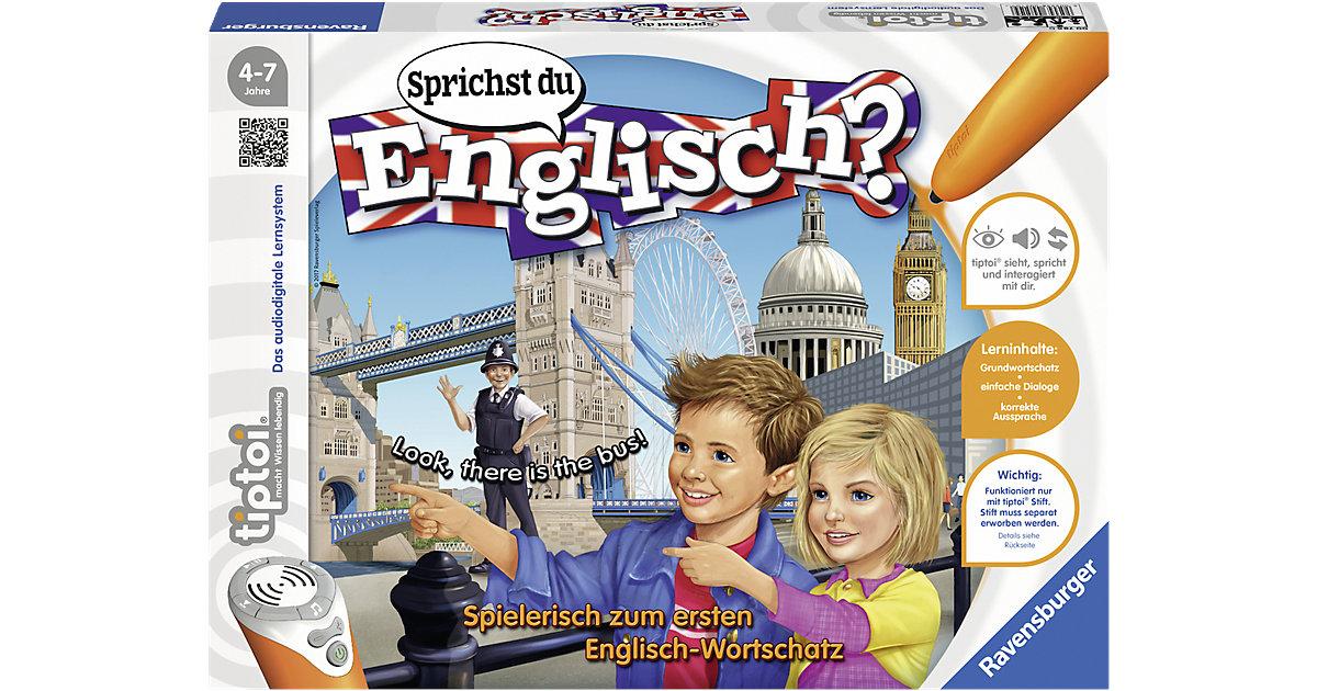 tiptoi® Sprichst du Englisch? (ohne Stift)