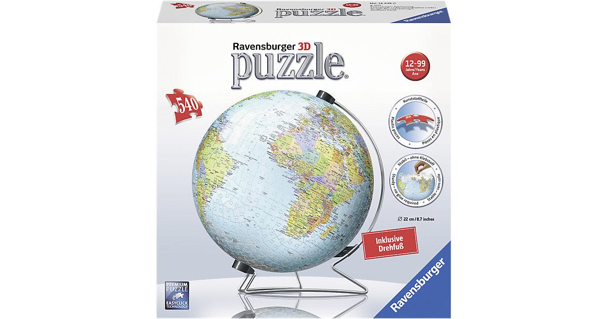 puzzleball® Globus deutsch 540 Teile