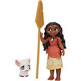 Маленькие куклы Моана Океания и Пуа, Моана
