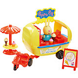 """Игровой набор """"Кафе-мороженое Ребекки"""", Peppa Pig"""