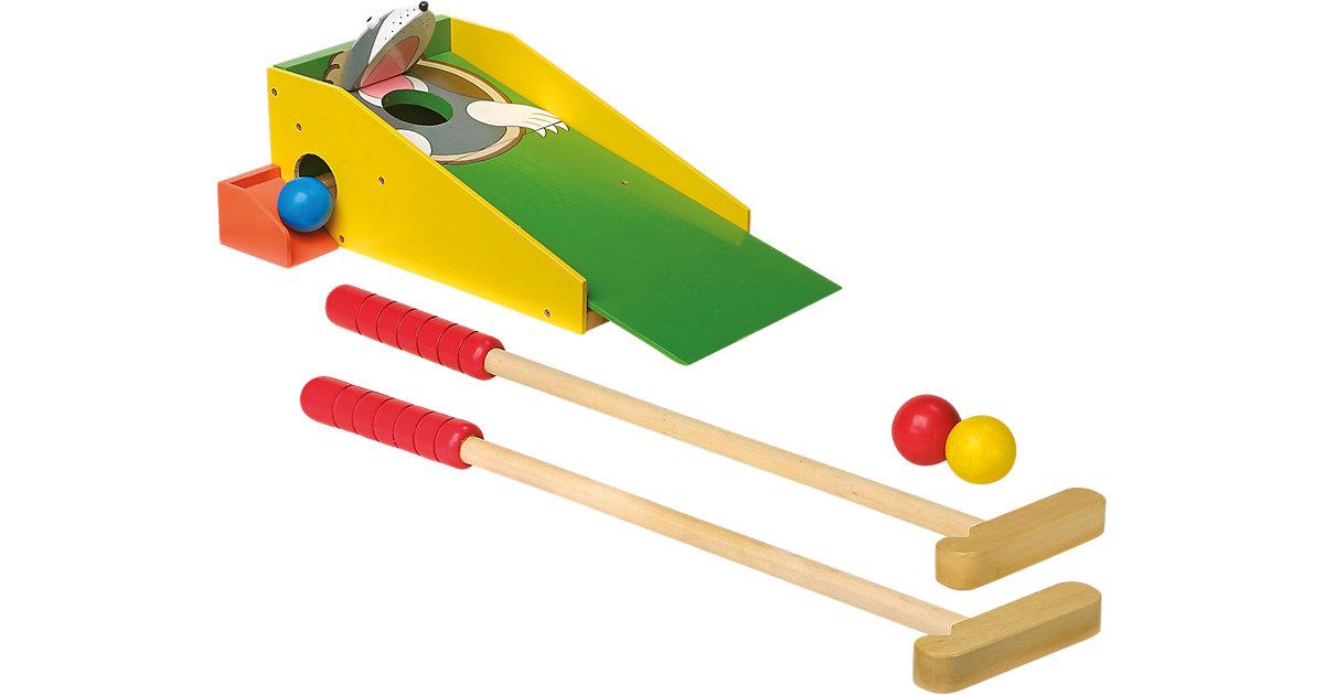 Minigolf ´´Maulwurf´´ aus Holz