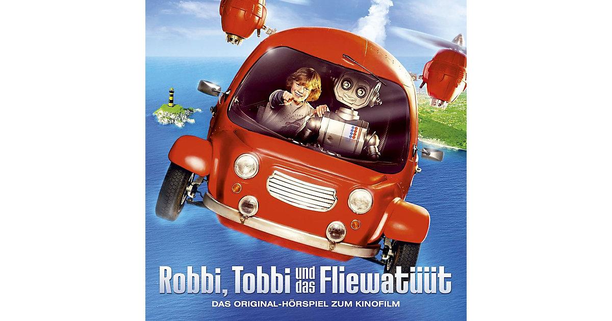 CD Robbi,Tobbi und das Fliewatüüt (Hörspiel zum...