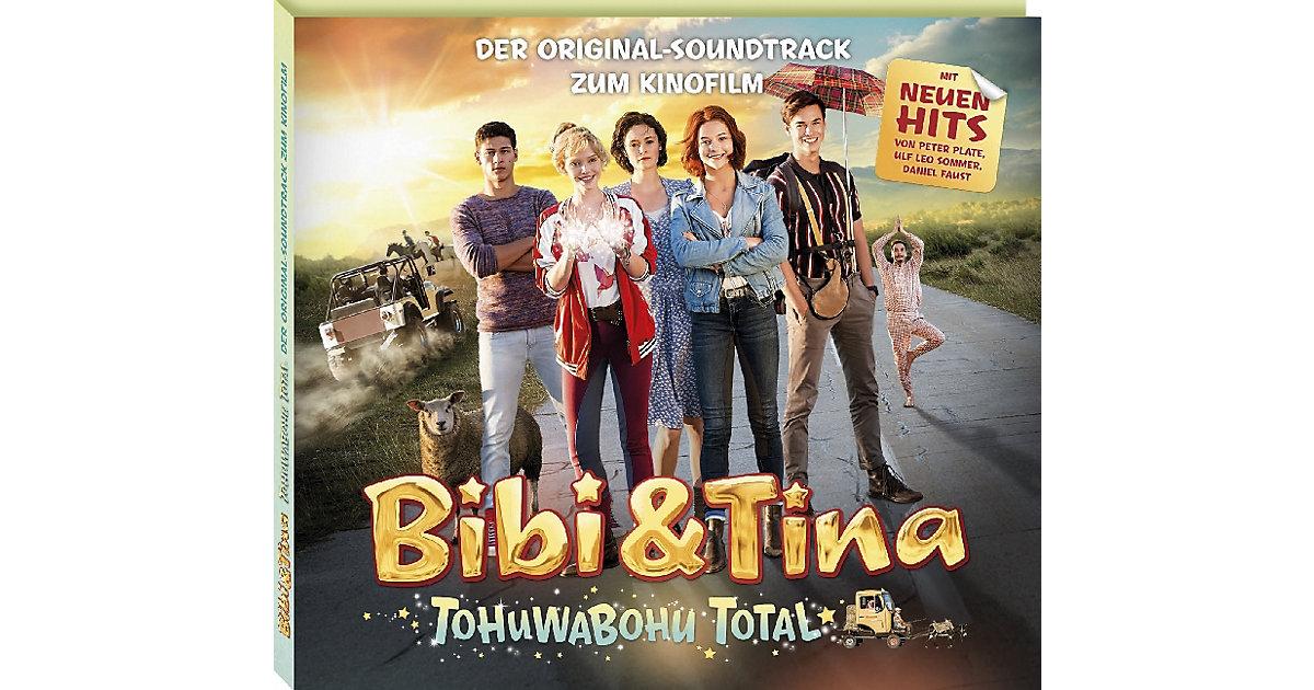 CD Bibi & Tina 4 - Tohuwabohu Total - Original ...