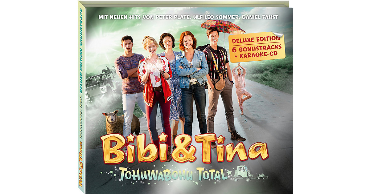 CD Bibi & Tina 4 - Tohuwabohu Total - Original ...