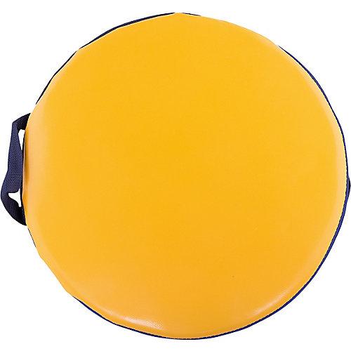 "Санки-плюшка ""Зубастик"", диаметр 40см"
