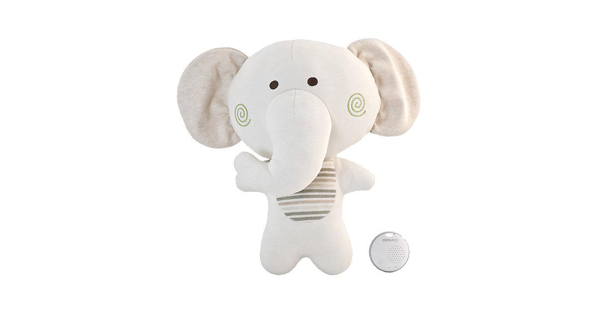 Spieluhr beMyBuddy mit Bluetooth-Lautsprecher, Elefant