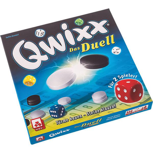Qwixx - Das Duell, Nürnberger Spielkarten