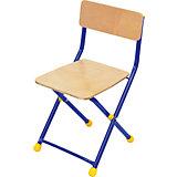 Складной стул СТФ1. Универсал, Ника, синий