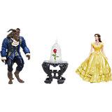 Набор мини-кукол Disney Princess Красавица и чудовище