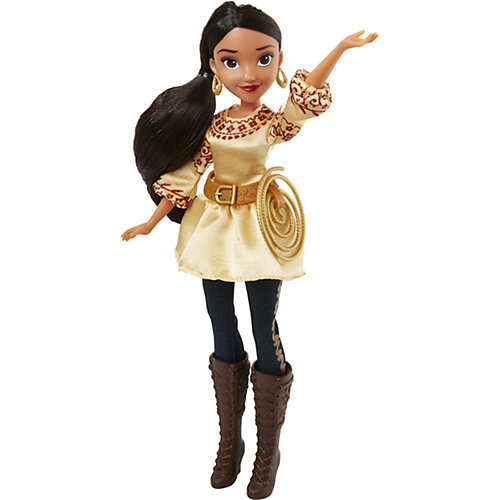Модная кукла Елена в наряде для приключений от Hasbro