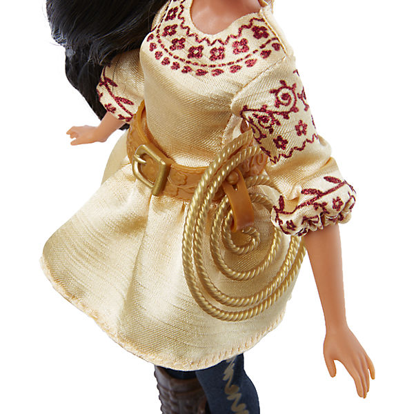 Модная кукла Елена в наряде для приключений