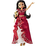Модная кукла Елена – принцесса Авалора и волшебный скипетр со световыми эффектами