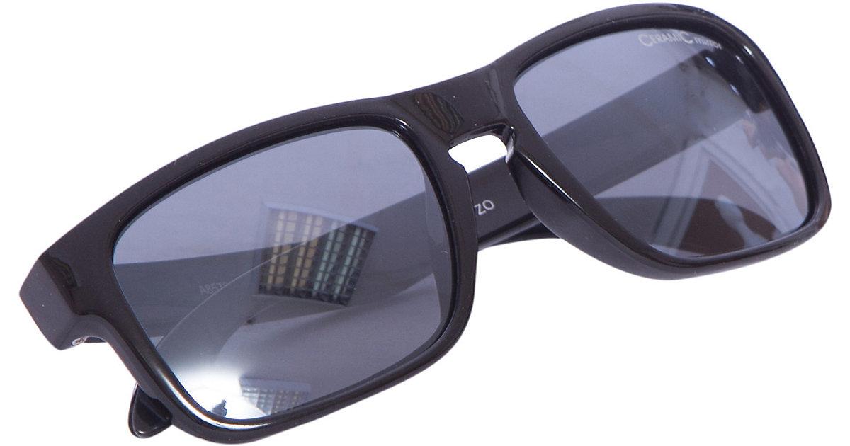 ALPINA · Sonnenbrille Mitzo schwarz Jungen Kinder