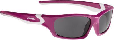 Alpina Luzy Kinder Sonnenbrille white pink mirror 5gAW4l