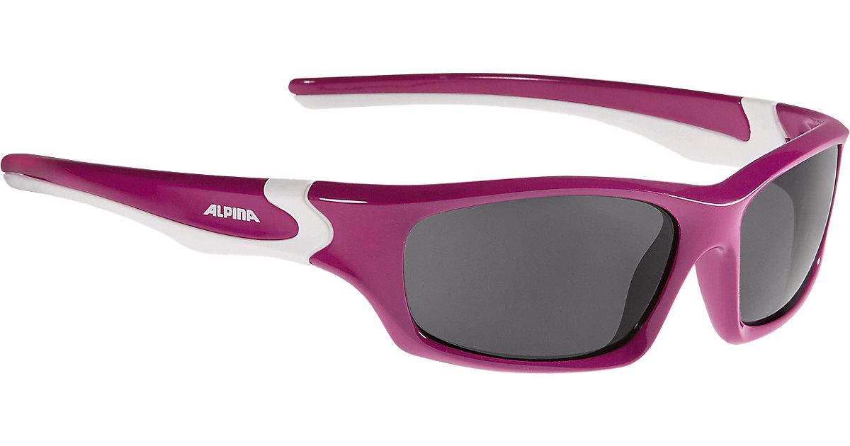 ALPINA · Sonnenbrille Flexxy Teen berry Mädchen Kinder