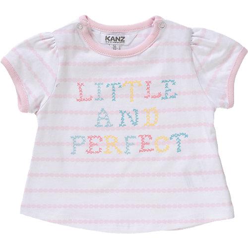 KANZ Baby T-Shirt mit Puffärmel Gr. 86 Mädchen Kleinkinder - broschei