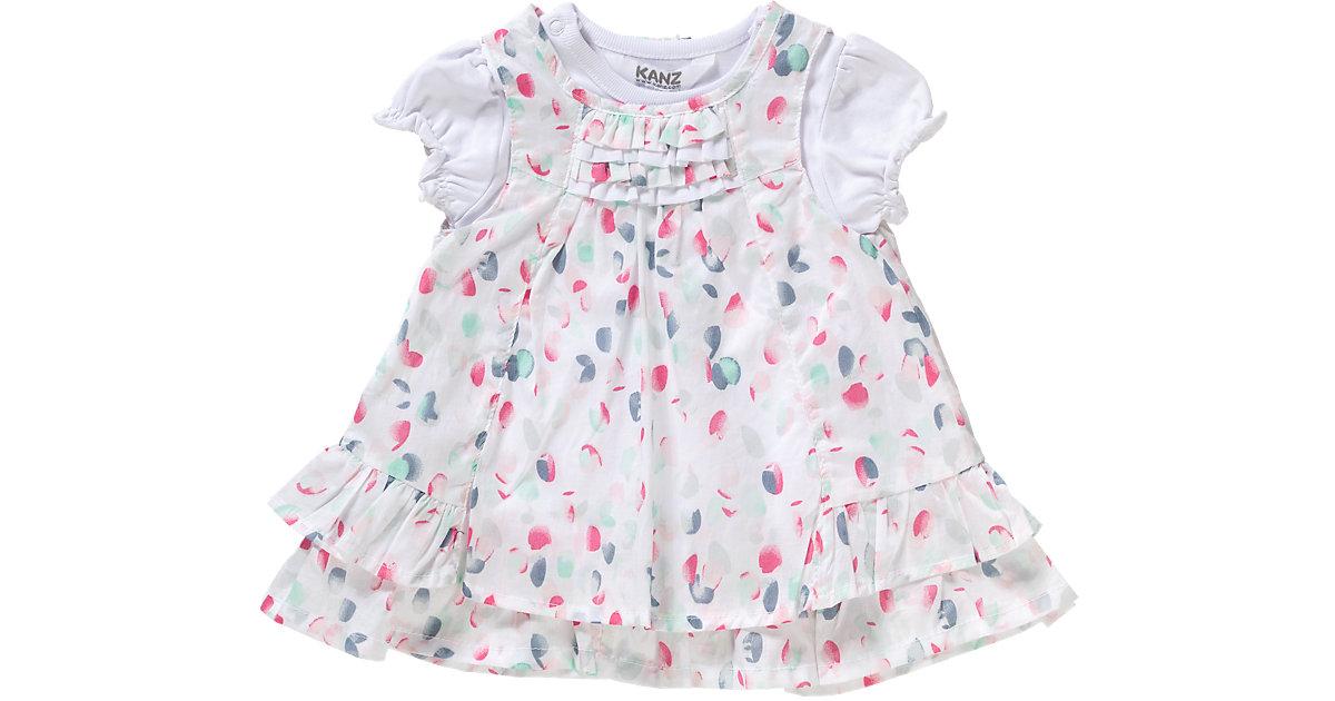 Baby Set Kleid mit T-Shirt Gr. 92 Mädchen Kleinkinder
