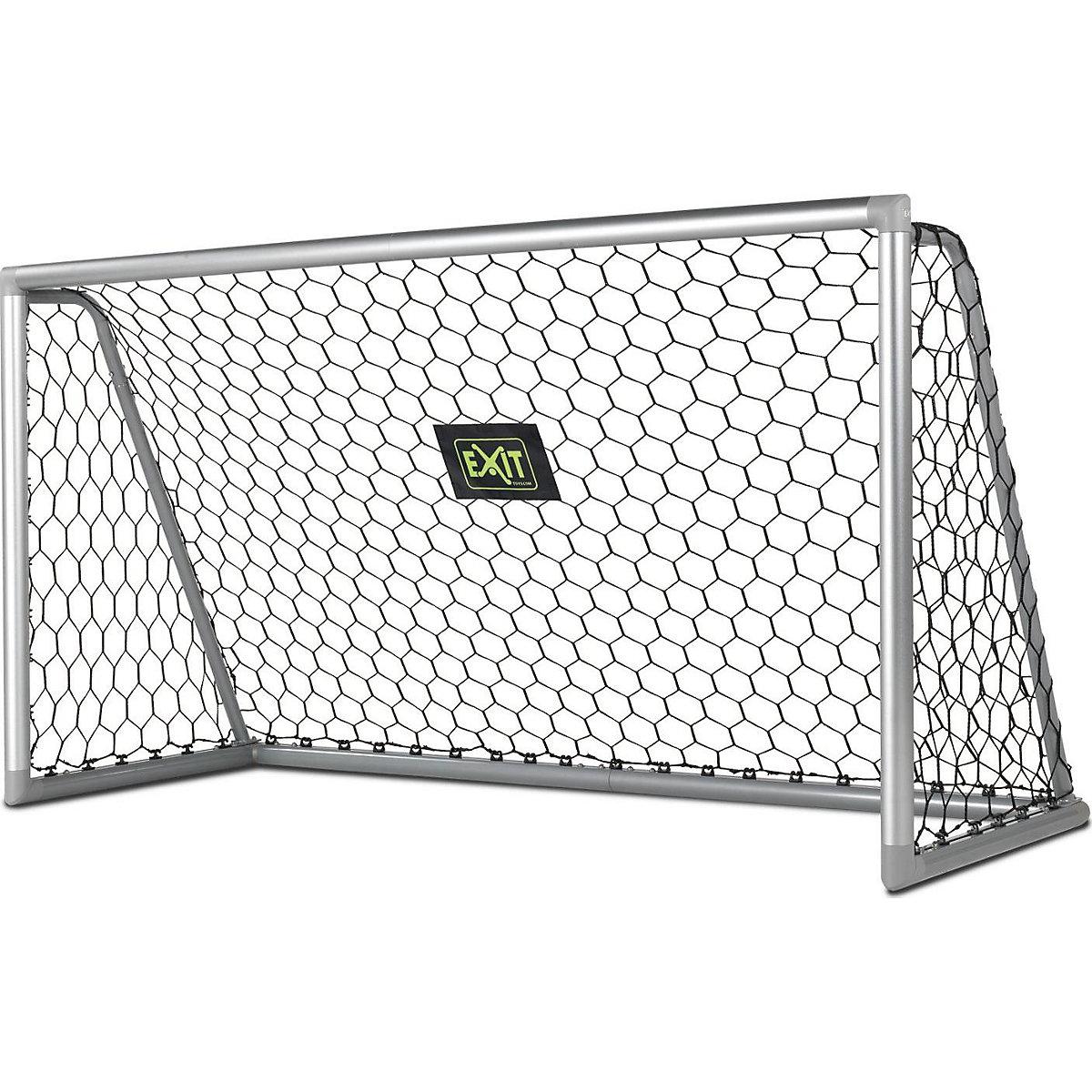 exit fußballtor scala aluminium tor 220x120 cm exit  mytoys