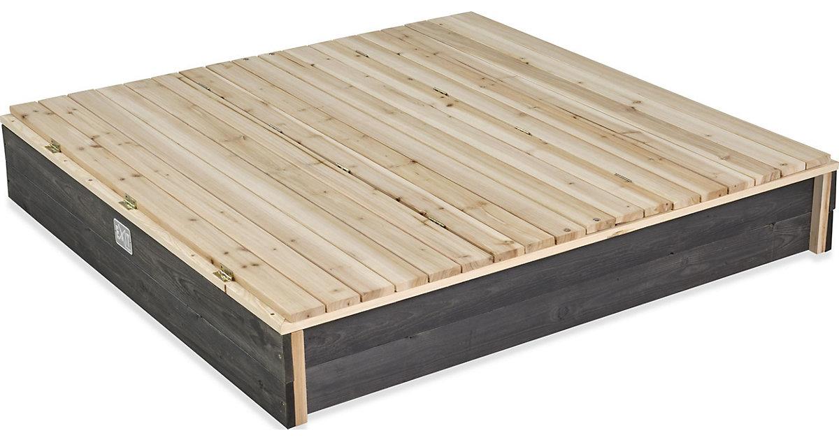EXIT Aksent Sandkasten XL holzfarben | Kinderzimmer > Spielzeuge > Sandkästen | EXIT