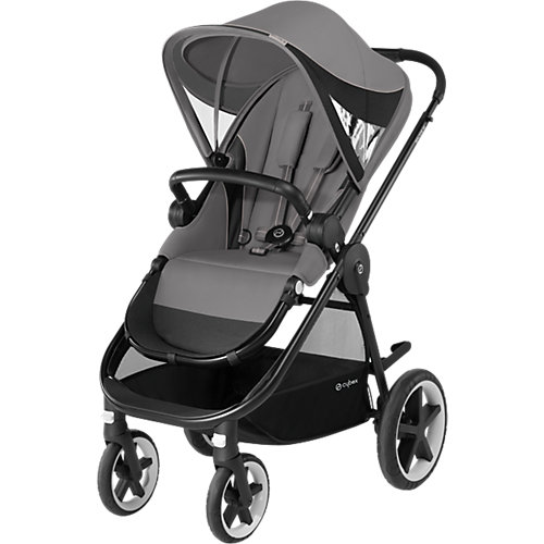 Cybex Shopper Balios M, Gold-Line, Manhattan Grey-Mid Grey, 2017