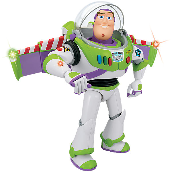 Toy Story - Buzz Lightyear - Collector Edition 30 cm