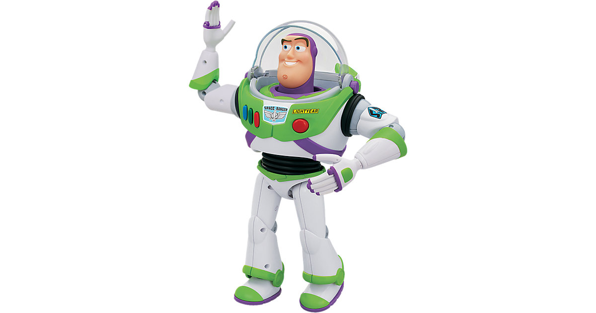 Toy Story - Karate Action Buzz Lightyear 30 cm