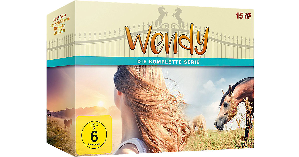 DVD Wendy - Die komplette Serie