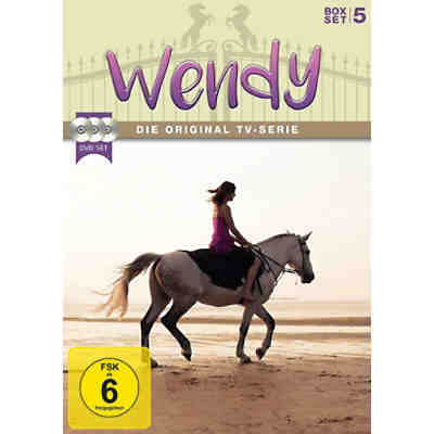 DVD Wendy - Die Original TV-Serie (Box 5)