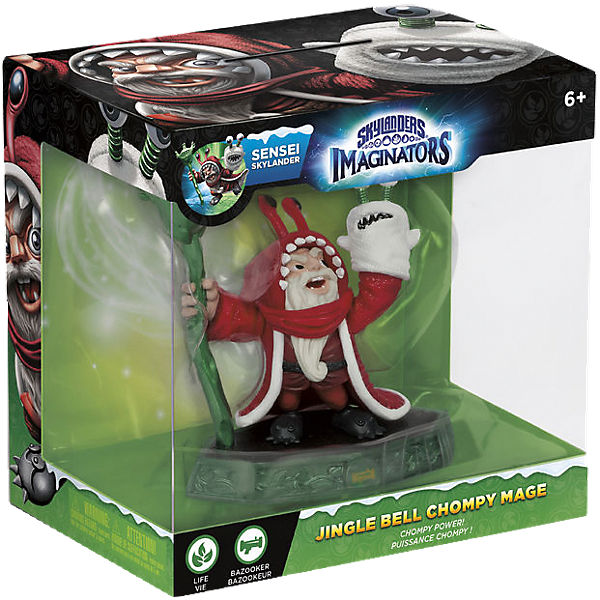 Skylanders Imaginators Sensei Jingle Bell Chompy Mage