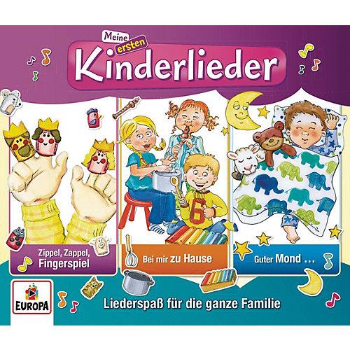 Kinderliederbande - Meine ersten Kinderlieder-02/3er Box (Fingerspie [CD] jetztbilligerkaufen