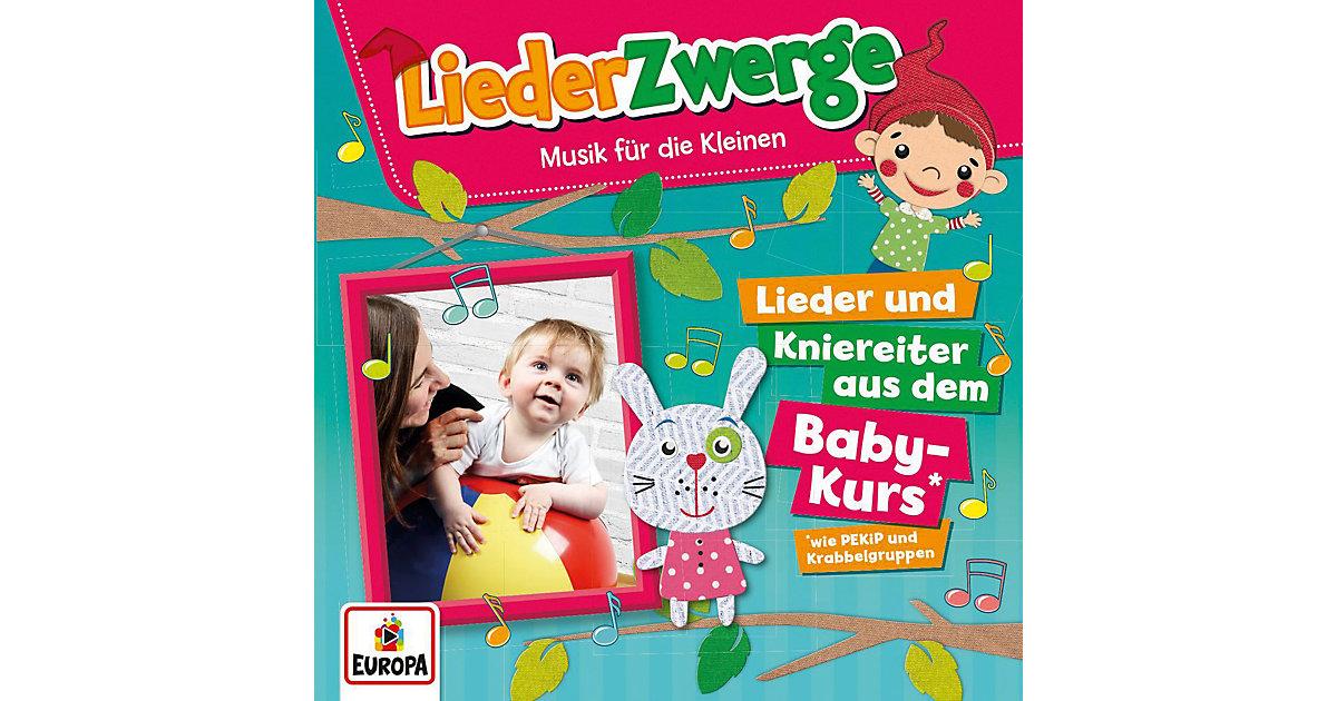CD Liederzwerge - Lieder & Kniereiter aus dem B...