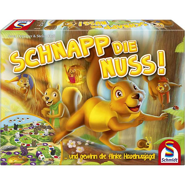 Schnapp die Nuss!, Schmidt Spiele | myToys