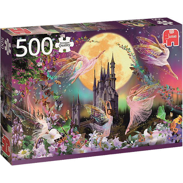 Puzzle 500 Teile - Dancing Fairies