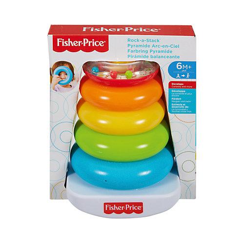 Пирамидка, Fisher Price от Mattel
