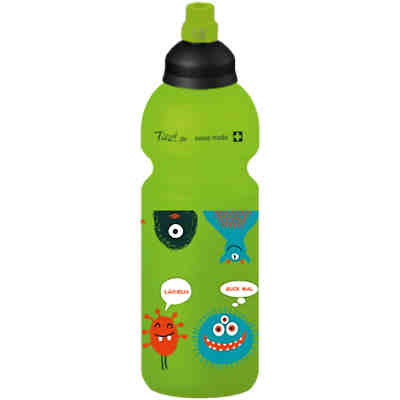 Trinkflasche Monster, 600 ml