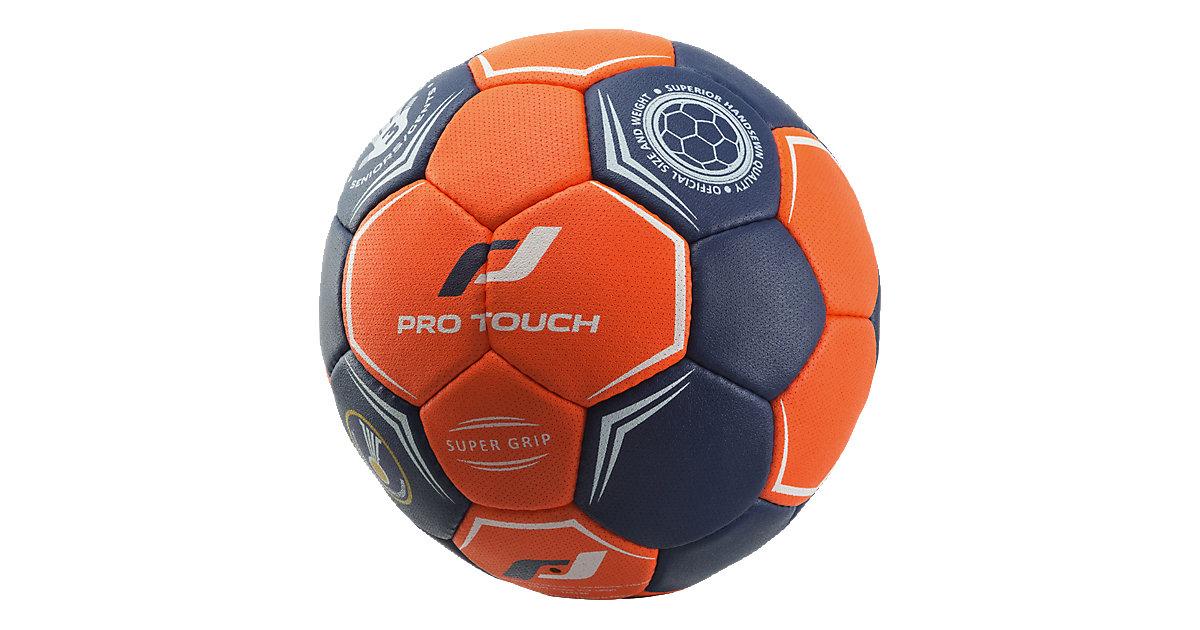Pro Touch · Pro Touch Handball Super Grip, orange/blau Gr. 2