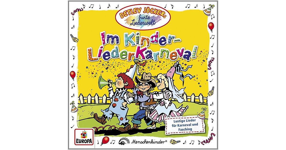 CD Detlev Jöcker - Im Kinder-LiederKarneval