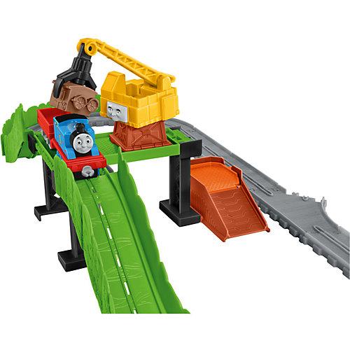 """Игровой набор Томас и его друзья """"Рэг на свалке металлолома"""" от Mattel"""